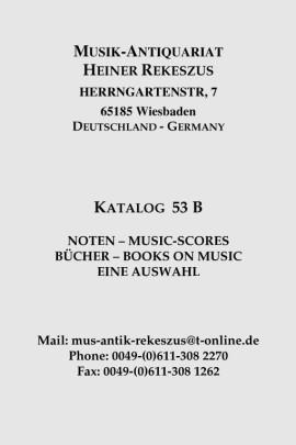 Rekeszus Katalog 53 Cover
